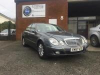Mercedes-Benz E220 2.1CDI auto CDI Elegance LONG MOT - AUTO - HEATED SEATS
