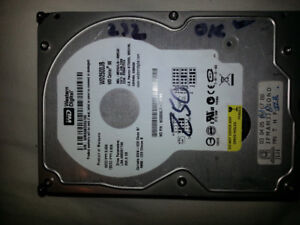 IDE Hard Drives__ Selling as a Lot_$60 OBO