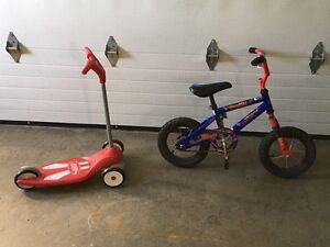 Bike and Scooter