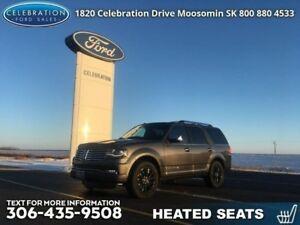 2017 Lincoln Navigator Select  Luxury Vehicle, Low KMS, Certifie
