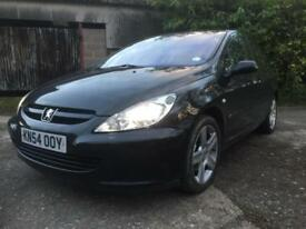 Peugeot 307 2.0HDi XSi A Lovely Original Car And Far Above Average.