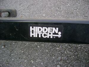 """Jeep Cherokee 2"""" Class 3 Hidden Hitch"""