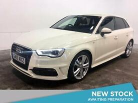 2013 AUDI A3 2.0 TDI S Line GBP495 Of Extras Sat Nav Leather Bluetooth