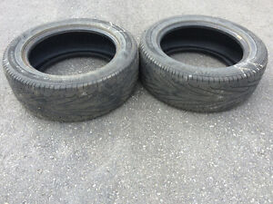 GoodYear TripleTred tires