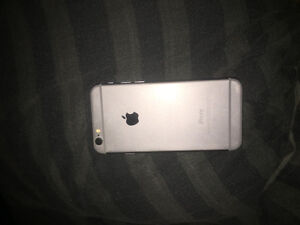 Perfect condition iPhone 6 16gb space grey locked to Koodo