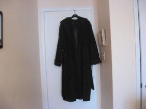 Women Nygard  long  wool coat