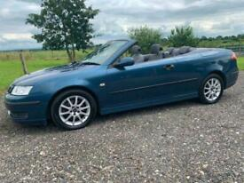 image for 2007 Saab 9-3 Convertible 1.9 TiD Linear 91,000 Miles Excellent Condition