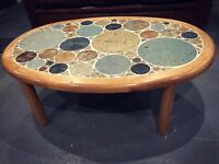 Danish/Haslev coffee table
