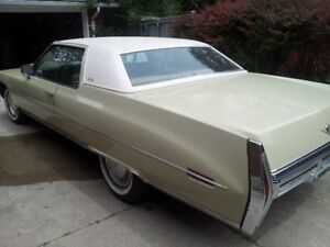 Cadillac Coupe devilole a must see