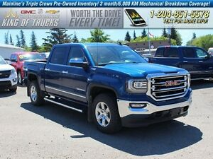 2016 GMC Sierra 1500 SLT | 8 Speed | Trailer Equip  - SiriusXM -