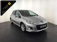 2011 PEUGEOT 308 SR E-HDI DIESEL FULL SERVICE HISTORY FINANCE PX WELCOME