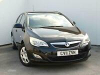 2011 Vauxhall Astra 1.6i 16V Exclusiv 5dr Hatchback Hatchback Petrol Manual