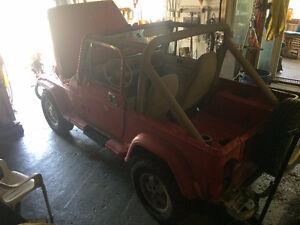 1989 Jeep Wrangler Laredo Wagon