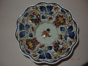 Royal Delft Bowl with Base