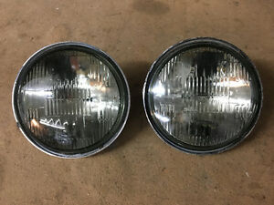 Front Accessory lights