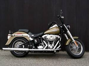 2007 HARLEY-DAVIDSON SOFTAIL SPRINGER Cannington Canning Area Preview