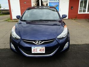 2012 Hyundai Elantra L for Loaded - financing available