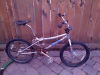 GT bmx bike with gyro