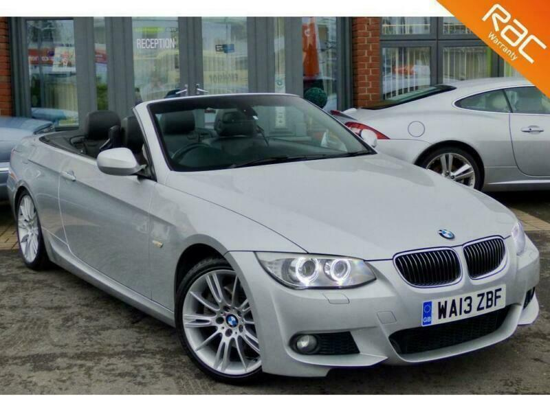 2013 bmw 328i convertible m sport
