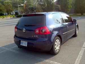 2007 Volkswagen Rabbit Coupe (2 door)