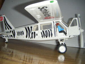 Toy Plastic Cargo Plane for sale