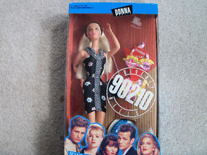 DONNA from 90210; (unopened box) best offer