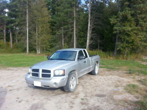 2007 Dodge Dakota slt Pickup Truck