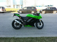 Ninja 250R. Price dropped !