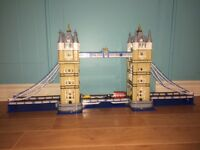 Lego London Tower Bridge # 10214 Hard to find