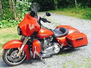 2011 Harley Davidson Street Glide for sale.