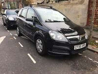 VAUXHALL ZAFIRA 2006,1.6 PETROL, 96000 mileage , 1 owner car for sale