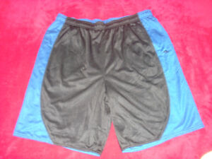 5 New Men's Assorted Athletic Shorts
