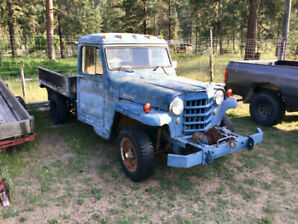 1955 J20 Willy's jeep