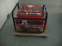 generatrice 1500 watts