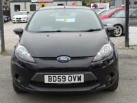 2009 Ford Fiesta 1.25 Edge 5dr