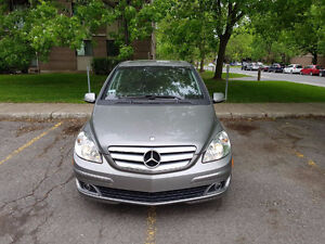 2008 Mercedes-Benz B-Class, Low mileage, Great condition