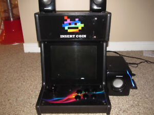 1-Player Bartop Arcade