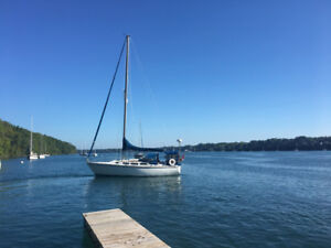 Catalina 30 Standard Rig*****Reduced