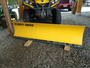Can-Am Plow