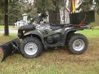 2004 POLARIS MAGNUM AWD