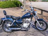 Honda Rebel 250, CB250 custom 1999 lightweight Easy Rider MOT tested,HPI clear,