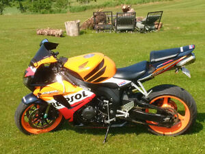 Priced to Sell - 2007 CBR 1000RR - Repsol Colors