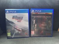 Metal gear solid pain/ n4s rivals