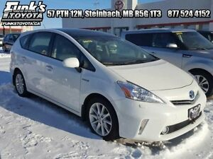 2013 Toyota Prius V Luxury Package  - Certified
