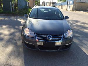 2009 Volkswagen Jetta 2.5 Wagon