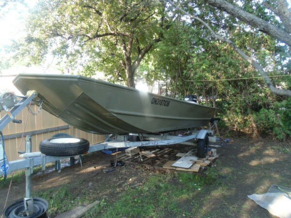 Lund Boat Co John Boat 1648 Mt With Console For Sale Canada