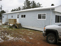 LINCOLN 2 BD. MOBILE HOME IN QUIET COMMUNITY