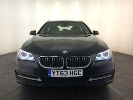 2013 63 BMW 520D SE DIESEL ESTATE 1 OWNER SERVICE HISTORY FINANCE PX WELCOME
