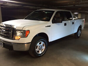 2010 Ford F-150 XLT SuperCrew 4x4, 64,800km, $23,500