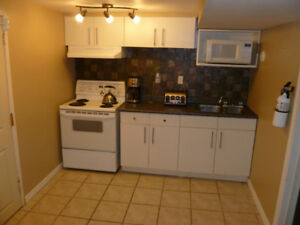 Gorgeous 3 bedroom apartment in Old University! All inclusive!